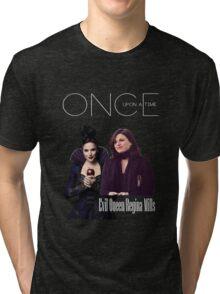Once upon a time - Regina Mills Tri-blend T-Shirt