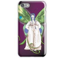 Madame Butterfly #4 (2007) iPhone Case/Skin
