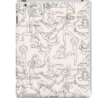 Yoga Manuscript iPad Case/Skin