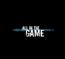 """All in the Game - """"The Wire"""" (Light) by WitchDesign"""