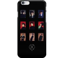EXO Monster Group iPhone Case/Skin