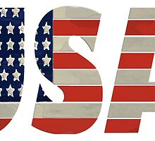 USA by Ginny Luttrell