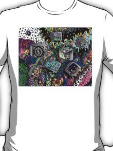 TV doodle  T-Shirt