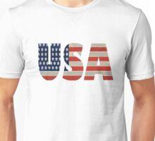 USA Unisex T-Shirt