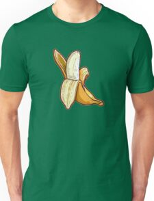 Yellow banana dream. Unisex T-Shirt