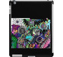 TV doodle  iPad Case/Skin