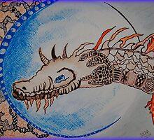 Dragon Night by Sacha  Whitehead