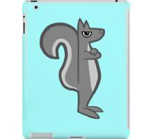 Irate Squirrel - Irate series iPad Case/Skin