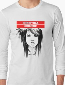 grimmie Long Sleeve T-Shirt