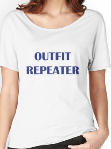 Outfit Repeater Women's Relaxed Fit T-Shirt