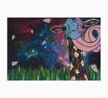 Intergalactic Giraffe by rachelflatt