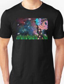 Intergalactic Giraffe Unisex T-Shirt