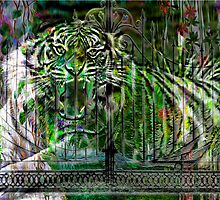 Dream Weavings Tiger Dream by shoffman