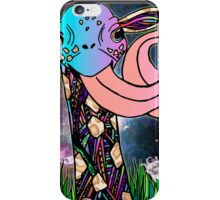 Intergalactic Giraffe iPhone Case/Skin