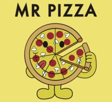 Mr Pizza Kids Tee