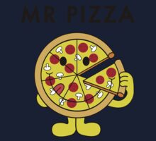 Mr Pizza Baby Tee