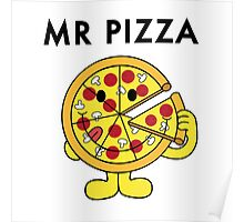 Mr Pizza Poster