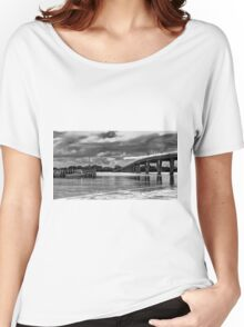 1085 Storm over San Remo Women's Relaxed Fit T-Shirt