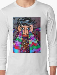 Wise Man of Music Long Sleeve T-Shirt