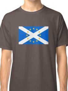 Scotland in EU Classic T-Shirt