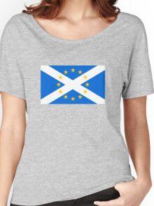 Scotland in EU Women's Relaxed Fit T-Shirt