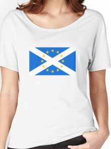 Scotland in EU Women's Relaxed Fit T-Shirt