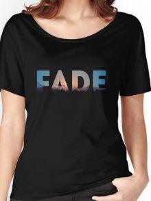fade Women's Relaxed Fit T-Shirt