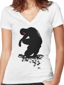 spyder Women's Fitted V-Neck T-Shirt