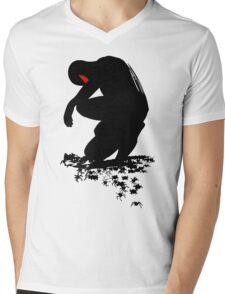 spyder Mens V-Neck T-Shirt