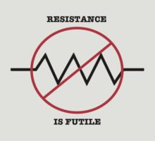 Resistance is Futile by stoneham
