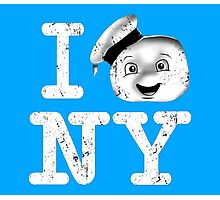 I Puff New York Photographic Print
