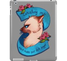 Catcalls iPad Case/Skin