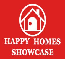 Happy Homes Showcase Logo Kids Clothes