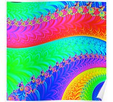 Psychedelic Dragonback 1 Poster
