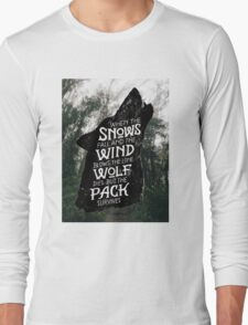 A Game of Thrones Long Sleeve T-Shirt