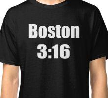 Boston 3:16 Classic T-Shirt
