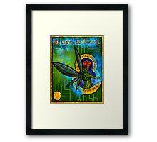 Believe in Magic Framed Print