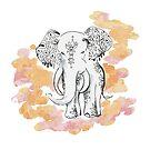 Lucky Elephant by Simplastic