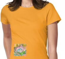 LoVe FloWer 2016 Womens Fitted T-Shirt