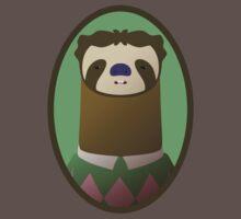 Sloth Baby Tee