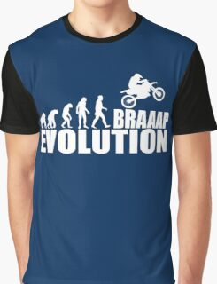 funny braaap evolution Graphic T-Shirt