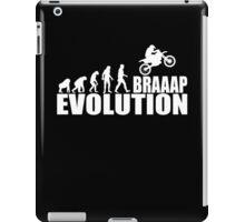 funny braaap evolution iPad Case/Skin