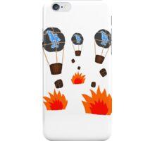Balloon Bombardment iPhone Case/Skin