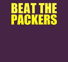 Minnesota Vikings - Beat the Packers - Gold Unisex T-Shirt