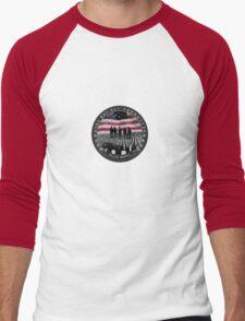 Fallen Heroes Men's Baseball ¾ T-Shirt