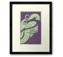 The Alien Framed Print