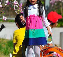 Cherry Blossom Princess by Matsumoto