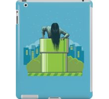 The wrong hole iPad Case/Skin
