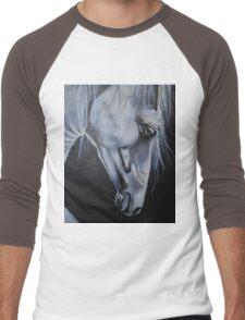 white spirit Men's Baseball ¾ T-Shirt