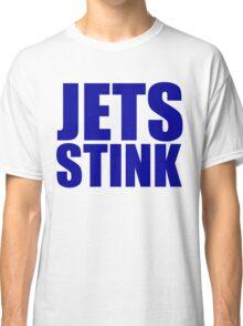 New England Patriots - JETS STINK Classic T-Shirt